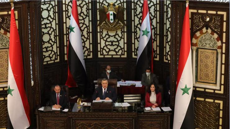 كيف يتم انتخاب الرئيس في دستور الجمهورية العربية السورية ؟